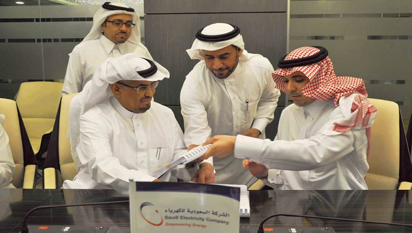 Bin Omairah signs the biggest ever Underground Transmission Contract at 132Kv voltage level in Central Operating Area (COA) with Saudi Electricity Company (SEC)